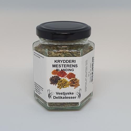 Krydderimesterens blanding