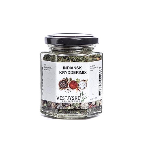 Indiansk Krydderimix