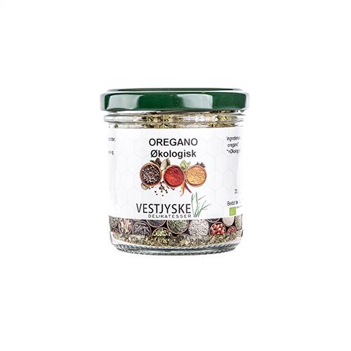 Økologisk oregano