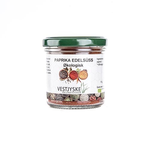 økologisk Paprika Edelsüss