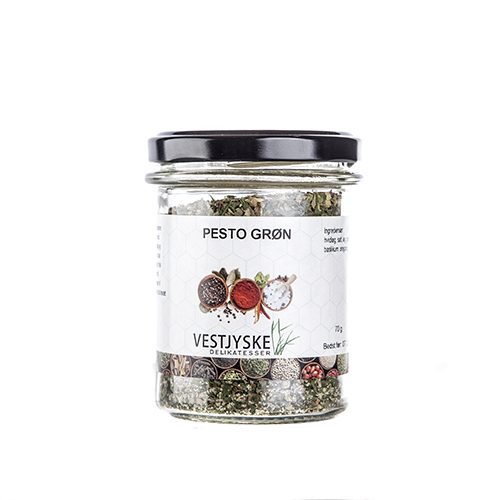 Pesto grøn