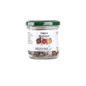 Økologisk timian